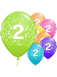 2nd - 16th Birthdays