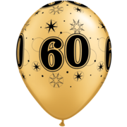60th Birthday Supplies