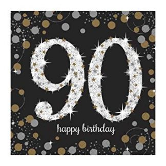 90th Birthday Supplies