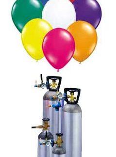 Helium Gas Tanks - Hire