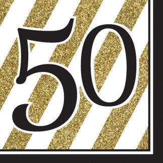 50th Birthday Supplies