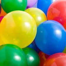 100pk Party Balloons