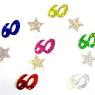 Scatter Confetti 60 Multi Mix