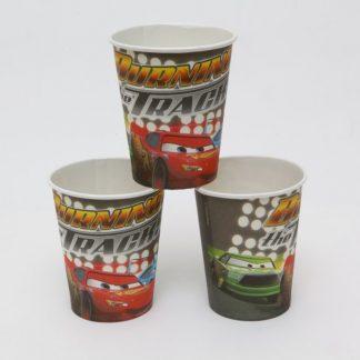Cars Cups 8pk