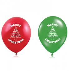 Christmas Balloon Assorted