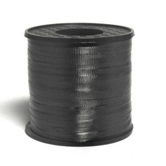 Curling Ribbon Black 91m