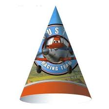 Disney Planes Hats 8pk