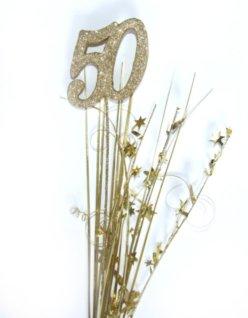 Spangle Spray 50 Gold