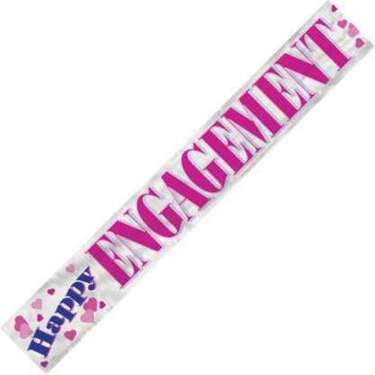 Banner Happy Engagement