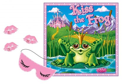 Hens Night Party Game - Kiss the Frog