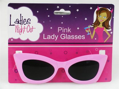 Hens Party Pink Sunglasses