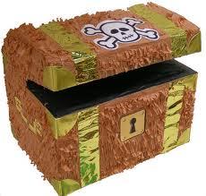 Piñata - Treasure Chest