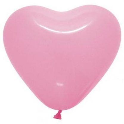 Balloon Single Heart Shape