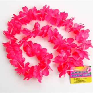 Hawaiian Leis - Flower Pink