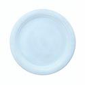 Plastic Plate 18cm White 50pk
