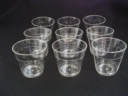 Plastic Shot Glasses / Sample Glass 100pk