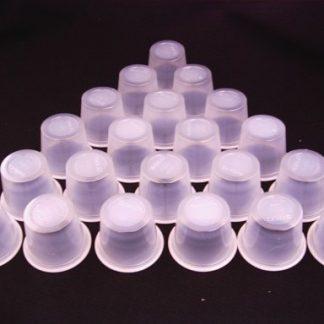 Plastic Shot Glasses 250pk (Vodka Jellies)