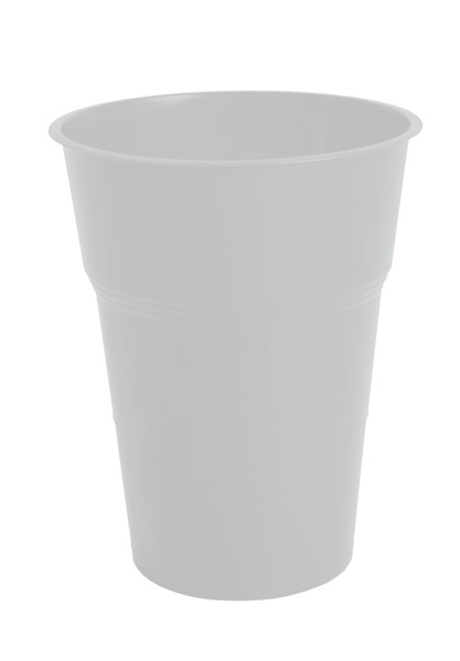 Plastic White Cups 50pk