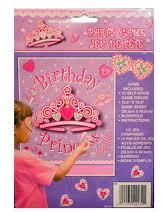 Party Princess Party Game