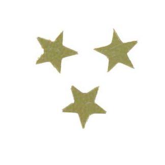 Scatter Confetti Star Small Gold