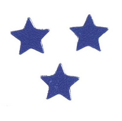 Scatter Confetti Star Small Royal Blue