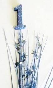Spangle Spray 1 Blue