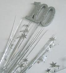 Spangle Spray 100 Silver