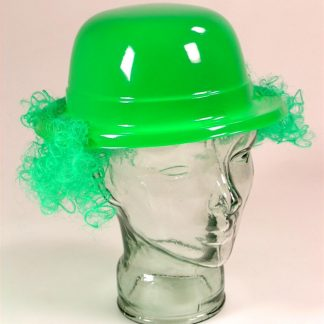 St. Patricks Hat with Hair