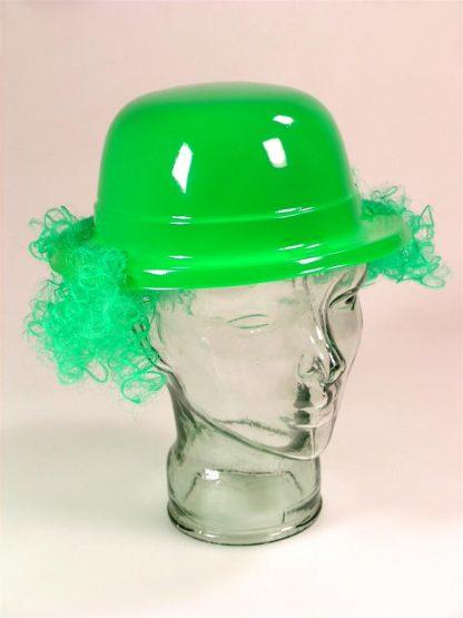 St. Patricks Hat with Hair