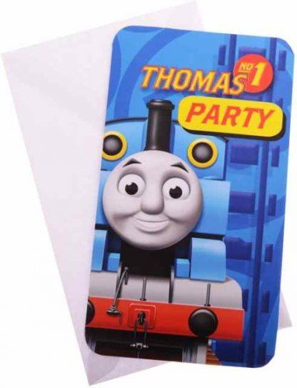 Thomas & Friends Invitations