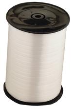 Curling Ribbon White, 450M