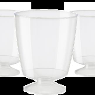 Plastic Wine Goblets 10pk