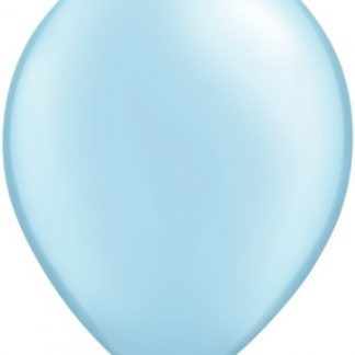 Balloon Single Pearl Blue