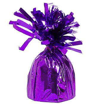 Balloon Weight Purple