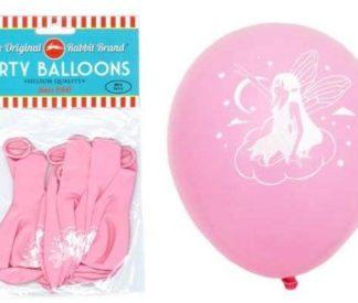 Party Balloons Fairies 8pk