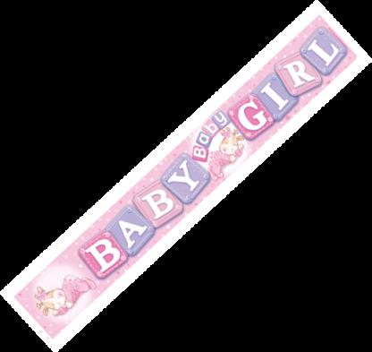 Banner Baby Girl 2.6M