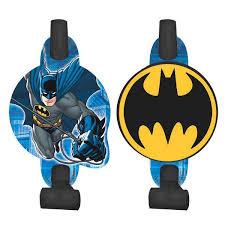 Batman Blowouts 8 pk