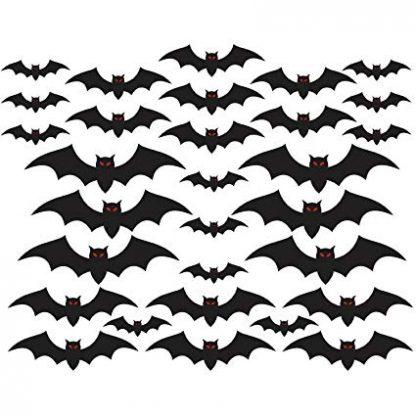 Halloween Bat Cutout Pack