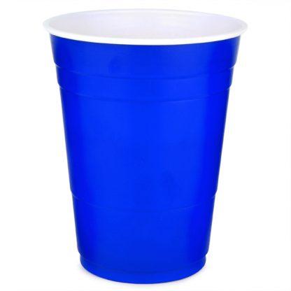 Blue Plastic Cups 25pk - Solo