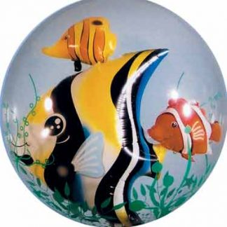 "Bubble Balloon 24"" Tropical Fish"