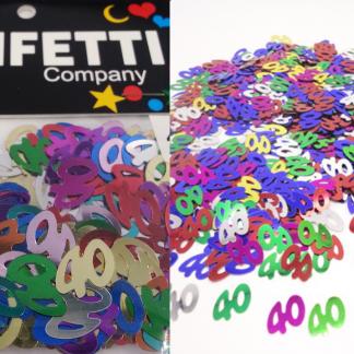 Scatter Confetti 40 Multi