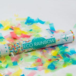 Confetti Cannon Eco - Rainbow