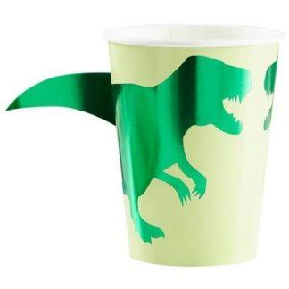 Dino Roarsome Cups 8pk
