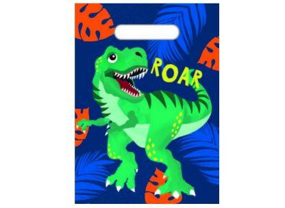 Dinosaur Loot Bag 8pk