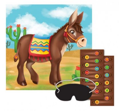 Game Pin the Tail on the Donkey