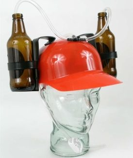 21st Novelty Drinking Hat