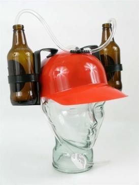 21st Novelty Drinking Hat
