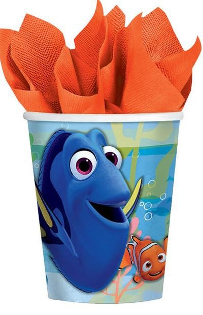 Finding Dory Cups 8pk