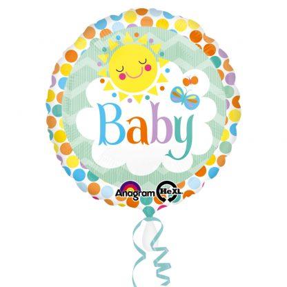 "Foil Balloon 18"" Baby"