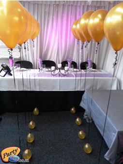Helium Balloon Sets - Bunch of 1